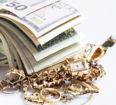 cash for your old jewelry