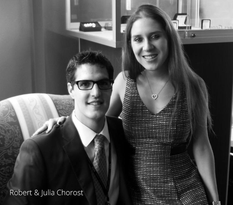Robert & Julia Chorost